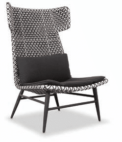 The Colonial Black & White – Indoor & Outdoor Furniture